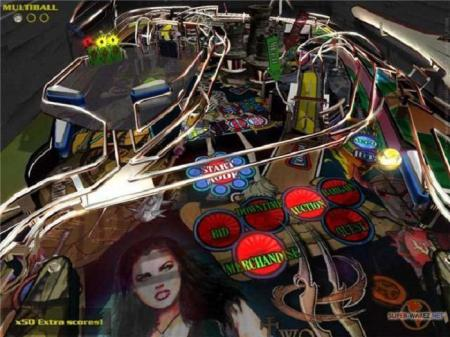 Dream Pinball 3D (2006) PC | Лицензия » NewGamer.org -