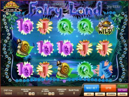 Скачать Игровые Автоматы Fairy Land